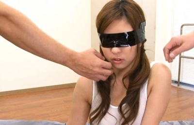 Ami Kurosawa is a hot Japanese chick enjoying sex