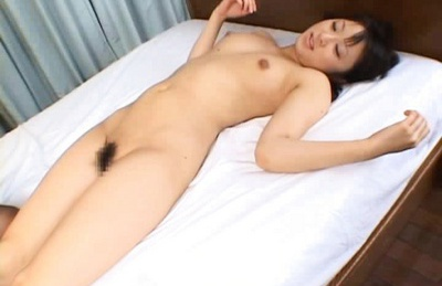Hina Hinako Asian model enjoys a load of jizz