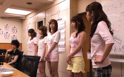 Moe Yazawa Asian model in uniform gets a creampie ending