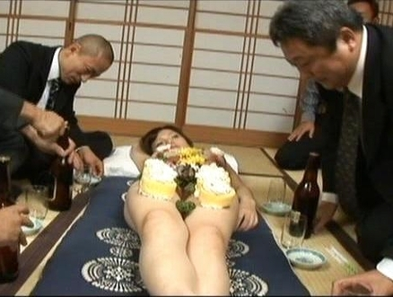 Asuka Ayanami Asian model throws a hot sex party on video