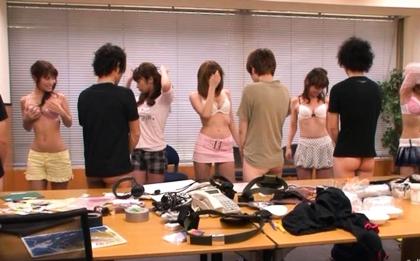 Yuu Hinochi Naughty Asian model is cute when sucking cock